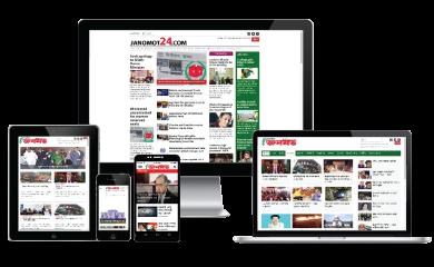 View Online NewsPaper Website Now