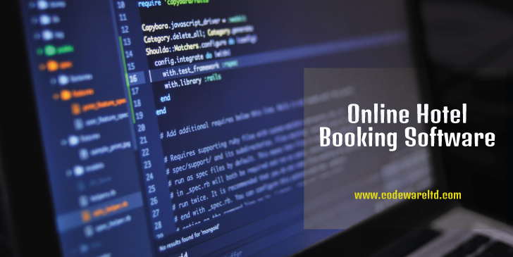 Online Hotel Booking Software